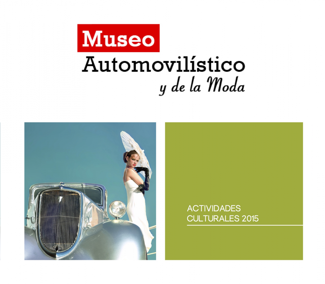 Free activities at the Automobile and Fashion Museum of Málaga